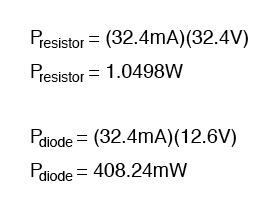 calculate power dissipations image2