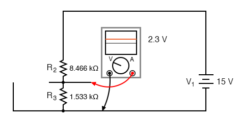 The capacitor appears to be an open circuit as far at the DC analysis is concerned