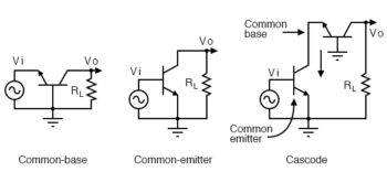capacitor coupled three stage common emitter amplifier1