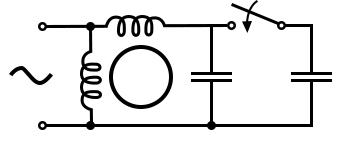 capacitor run motor induction motor