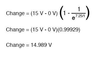 capacitor voltage circuit equation1