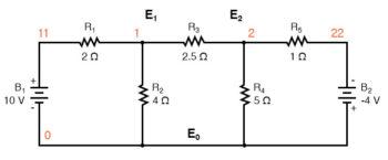 circuit conventional voltage sources