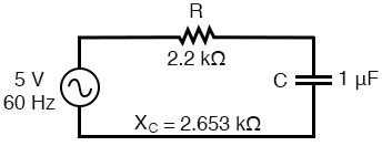 circuit for solving 60hz