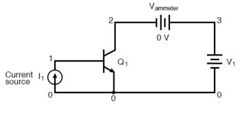 circuit for spice simulation