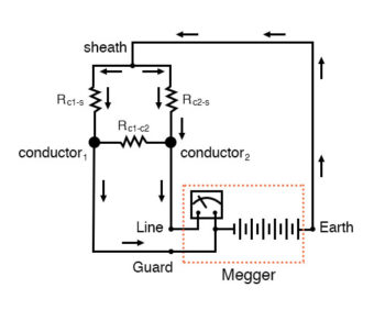 circuit schematic diagram