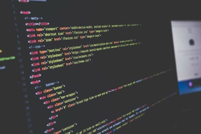 coding programming code business