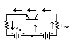 Common-base amplifier