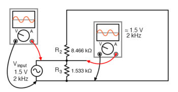 coupling capacitors very low impedance