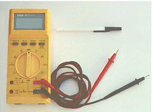 digital multimeter photograph