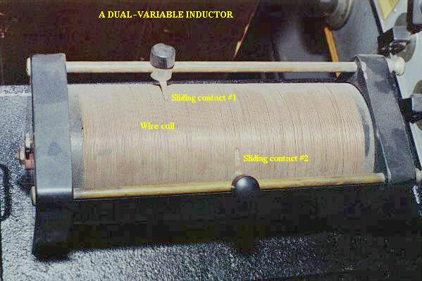 dual variable inductor