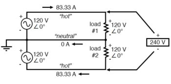 efficiency of high voltage system example1