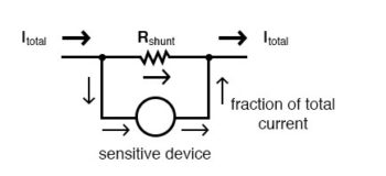 electric meter circuit