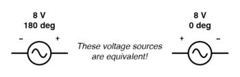 equivalent voltage sources