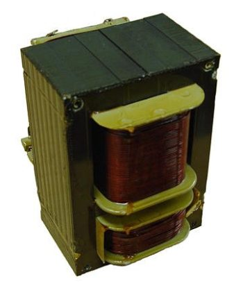 example of gas discharge lighting transformer