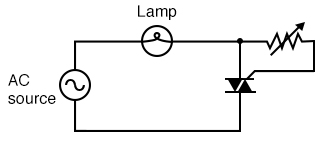 With the gate swapped to MT1, this circuit does not function.