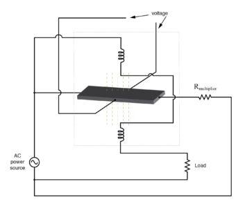 hall effect power sensor