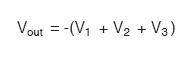 inverting summer formula