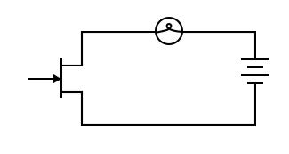 jfet identical symbol