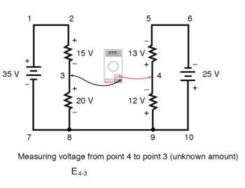kirchoffs voltage law diagram 7