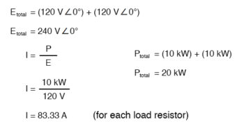 load resistor total circuit current equation2