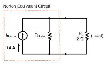 norton equivalent circuit diagram2