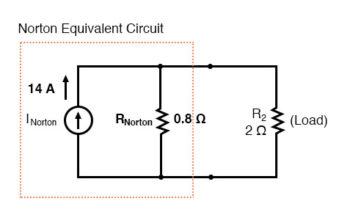 norton equivalent circuit image1
