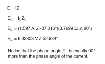 phase angle of current equation2