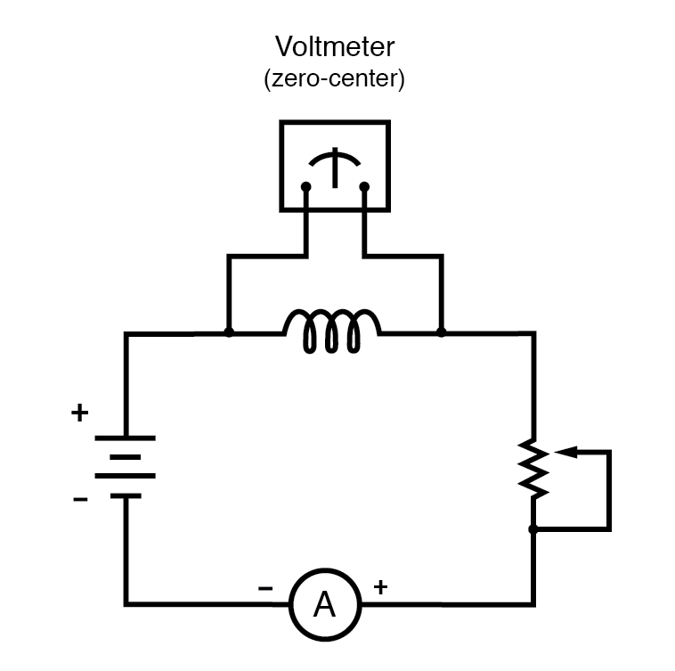 potentiometer connected as a variable resistor