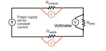 potentiometric voltmeter