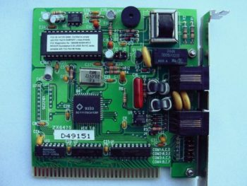 printed circuit board mounted audio impedance