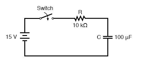 resistor capacitor circuit example