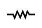 resistor symbol zig zag