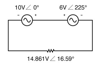 reversing the voltmeter