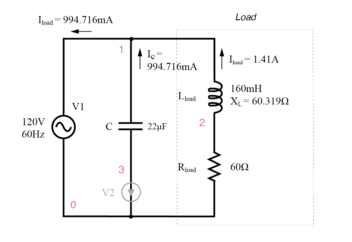rounded capacitor value
