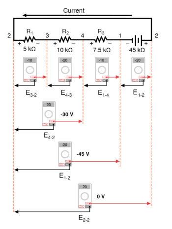 sample series circuit 2