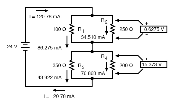 7 2 Analysis Techniques For Series Parallel Resistor Circuits