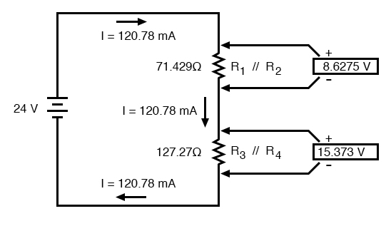schematic diagram four