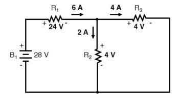 series parallel analysis circuit4