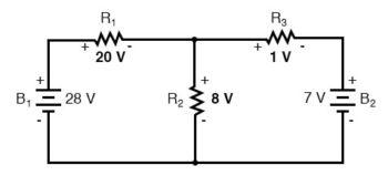 series parallel analysis circuit6