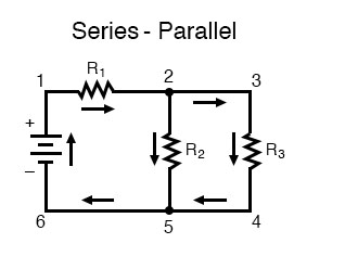 series-parallel circuit