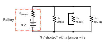 series parallel combination circuit