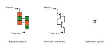 shockley diode diagrams