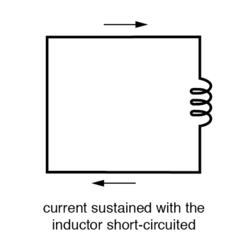 short circuite constant rate of current