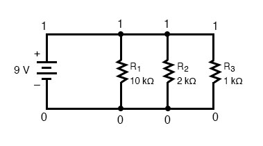 simple parallel circuit diagram 3