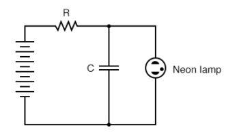 simple relaxation oscillator