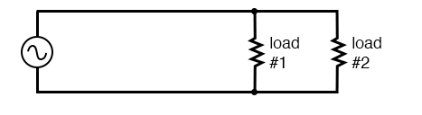 Single phase power system schematic diagram shows little about the wiring of a practical power circuit.