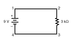 single resistor circuit