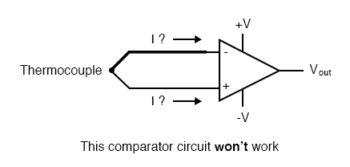thermocouple circuit 1