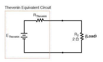 thevenin equivalent circuit diagram2