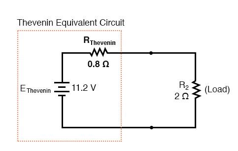 thevenin equivalent circuit image